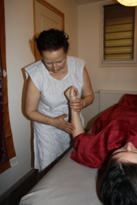 Hasta prana - massage ayurvédique