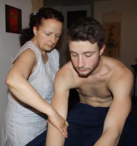 Kalari - massage ayurvédique