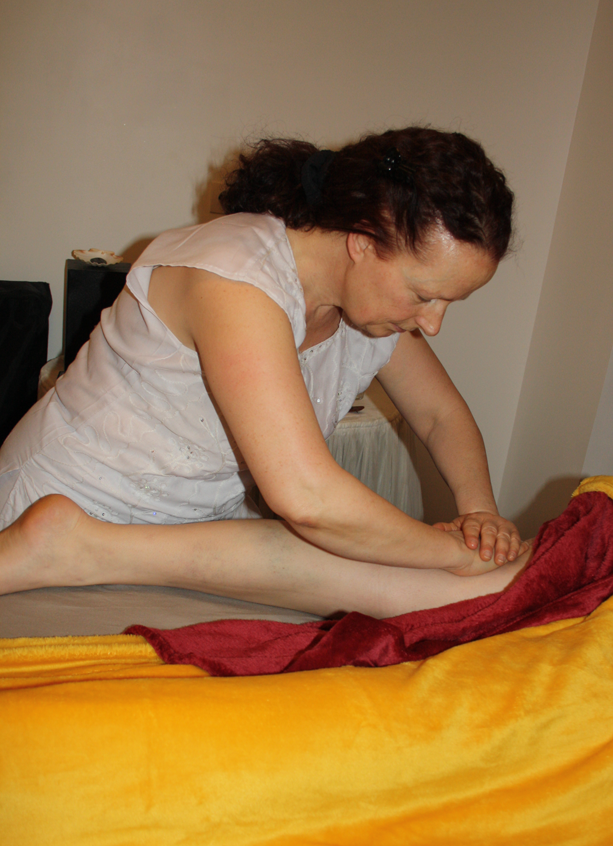 sport relax jambes